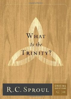 What is the Trinity? (Crucial Questions (Reformation Trust)) by R.C.Sproul http://www.amazon.com/dp/1567692591/ref=cm_sw_r_pi_dp_.FwSub08KCCYZ