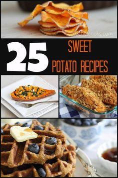 25 Amazing Sweet Potato Recipes | RachelCooks.com