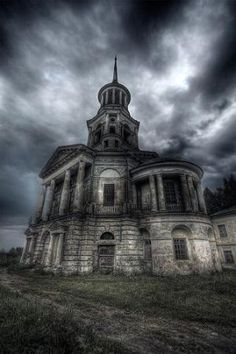 Abandoned Church by holly