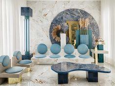 Simple Furniture, Art Deco Furniture, Clothing Store Interior, Muebles Art Deco, Clever Design, Best Interior Design, Interiores Design, Store Design, Design Trends