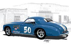 Talbot racing