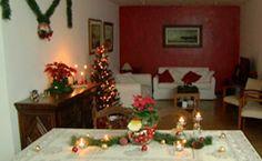 Já pensou em como decorar a sua mesa de Natal?