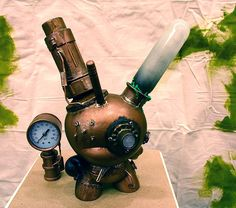 Steampunk Dunny