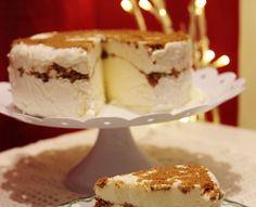 Piparkakkujuustokakku - Sweet Food O´Mine Sweet Desserts, Sweet Recipes, Cake Recipes, Dessert Recipes, Xmas Food, Christmas Baking, Raw Cake, Different Cakes, Sweet Pastries