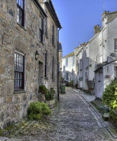 Virgin Street, St Ives, Cornwall, England - it's how I imagine White Haven in my book. England Ireland, England And Scotland, England Uk, London England, Oxford England, Yorkshire England, Yorkshire Dales, St Ives England, St Ives Cornwall