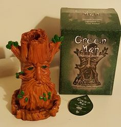 Tree Man Incense Cone Burner by Lisa Parker | Practically Magic