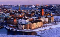 As the weather crisps up nicely in the Swedish capital, its the season to snuggle up with coffee, cinnamon buns and mulled wine, says Paul Clements.