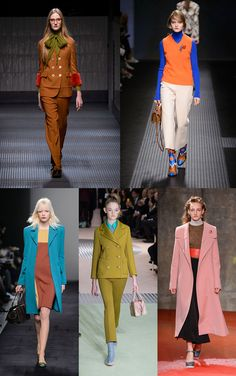 Trending at Milan Fashion Week | Retro Pop.