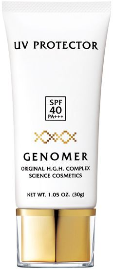 Genomer UVプロテクター / Sun Screen for the summer! on ShopStyle