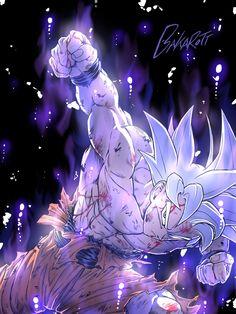 Cool Wallpapers Dark, Dragon Ball Z, Goku Ultra Instinct Wallpaper, Super Anime, Cool Anime Pictures, Animes Wallpapers, Son Goku, Otaku, Goku Super