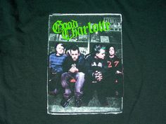 GOOD CHARLOTTE Band, ANVIL T-shirt size XL #Anvil #GraphicTee
