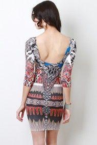 Impeccable Mood Dress