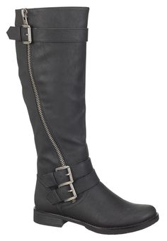 nancy riding boot in