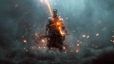Available March 14 with Battlefield 1 Premium Pass. The hardened veterans of the French Army join the fight in the first Battlefield 1 expansion, They Shall Not Pass. Battlefield 1, Photo Wallpaper, Hd Wallpaper, Wallpapers, Xbox One, Electronic Arts, Expansion, Keys Art, First Person Shooter