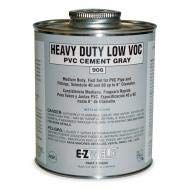 Ez Weld Medium Body Cement, Gray, 8 oz, for PVC, Schedule 40 and 80 Pipes and Fittings Up To 8″ – 20602 Pack of 5 #new Schedule 40, Pipes, Cement, Packing, Medium, Grey, Bag Packaging, Gray, Medium Length Hairstyles