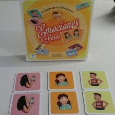 Emociones a pares: un juego en el que sin darte cuenta se habla de emociones