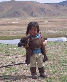 Nepal- I'll take both. They are equally cute.