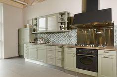 Bekijk onze Engelse keukens in Victoriaanse stijl