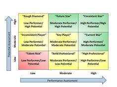 9 Box Grid Succession Planning