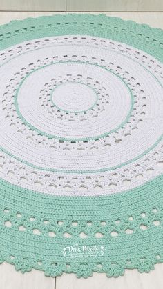 Best 11 Discount Carpet Runners For Stairs Crochet Carpet, Crochet Home, Diy Carpet, Rugs On Carpet, Crochet Patterns Amigurumi, Crochet Stitches, Diy Furniture Videos, Crochet Decoration, Crochet Round