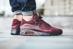 The Perfect Nike Air Max 90 Ultra SE For Autumn