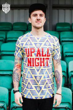 Up All Night Ian Tee