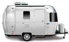 Bambi travel trailers represent Airstream's family of small, single-axle campers ranging in length from 16 to easy to tow and comfortable they gained popularity among nature enthusiasts Airstream Sport, Airstream Bambi, Airstream Trailers, Vintage Airstream, Airstream Basecamp, Airstream Interior, Pop Up Camper Trailer, Mini Camper, Small Travel Trailers