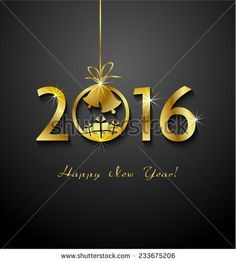 Wish everybody a Happy New Year 2016 with these Whatsapp images and profile pictures and cut the cakes and party all night on happy new year