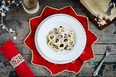 PASTA ALLA NORCINA - calendario dell'avvento- grana padano -primi natalizi -natale -Umbria -ricetta tradizionale