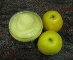 Sorbet minute aux pommes thermomix - Marie E.