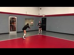 Passing Drills to Eliminate Bad Habits - Volleyball Toolbox Best Picture For beach Volleyball H Volleyball Passing Drills, Volleyball Drills For Beginners, Volleyball Memes, Volleyball Skills, Volleyball Practice, Volleyball Training, Volleyball Workouts, Volleyball Outfits, Coaching Volleyball