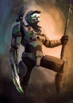 Master Chief Predator