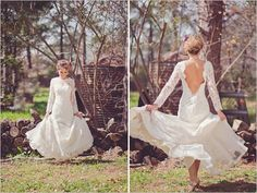 Vintage Jessica McClintock Gunne Sax Dress