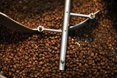 Torrando café - Roasting coffee