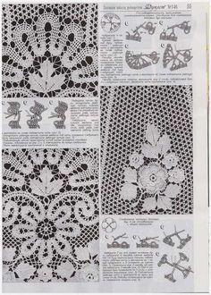 Handarbeits- & DIY-Bücher - Duplet 146 Russian crochet patterns - ein Designerstück von Duplet bei DaWanda