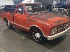 1967 Chevy Truck, Chevy Pickups, Chevrolet Silverado, Vintage Pickup Trucks, Classic Pickup Trucks, C10 Trucks, Chevy Pickup Trucks, Chevrolet Trucks, 1967 C10