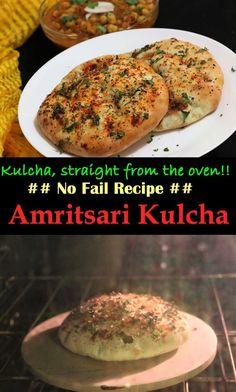 Amritsari Kulcha !! No fail Kulcha recipe, perfect for weekend brunch Or any occasion.
