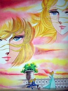The last meeting Manga Art, Anime Manga, Lady Oscar, Old Anime, Manga Pictures, Japanese Culture, Film, Vocaloid, Drawings