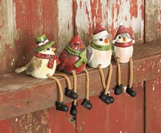 Holiday Bird Sitters (not currently available)