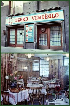 1970. Szerb vendéglő. Nagy Ignác utca Utca, Budapest Hungary, Old Pictures, Historical Photos, Historical Pictures, Antique Photos, Old Photos, History Photos