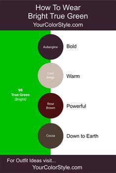How To Wear Bright True Green With Neutrals – Jen Thoden