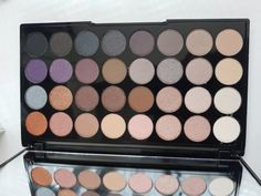 My Palette Haul  A Palette Lovers Review!