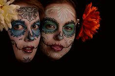 love face paint Halloween Face Makeup, Painting, Painting Art, Paintings, Drawings
