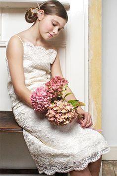 Flower Girl Dresses & Page Boy Outfits (BridesMagazine.co.uk)