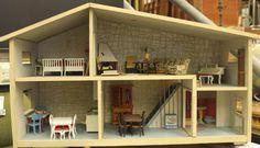Lundby dockskåp / dollhouse