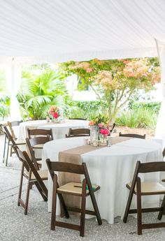 Sweetgrass Social Wedding at Lowndes Grove in Charleston, SC. Lauren & Kyle. Rustic pink and green table scape.