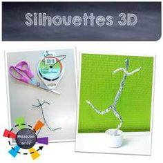 Un peu de 3D avec Giacometti