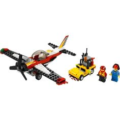 Compare prices on LEGO City Set Stunt Plane from top online retailers. Save money on your favorite LEGO figures, accessories, and sets. Lego Mindstorms, Lego Technic, Legos, Avion Lego, Stunt Plane, Lego City Fire, Best Lego Sets, Lego Kits, Lego City Sets