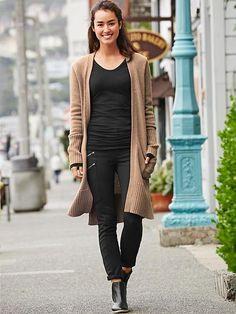 Passage Sweater Coat Product Image