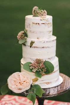 20 Rustic Wedding Cakes For Fall Wedding 2015 2016 Wedding Trends, Wedding 2015, Wedding Shoot, Fall Wedding, Tuscan Wedding, Wedding Ideas, Wedding Dresses, Birch Wedding, Wedding Cake Rustic